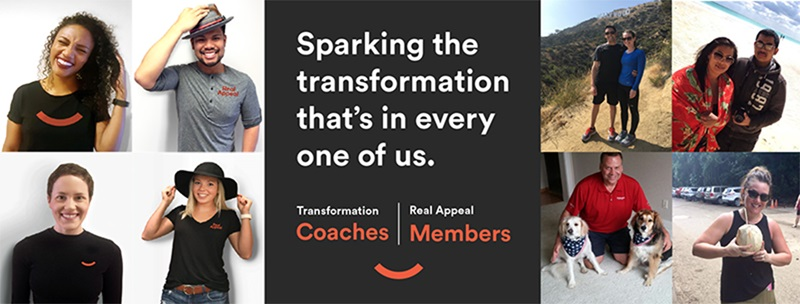 Sparking the transformation that's in every one of us. Coaches. Members